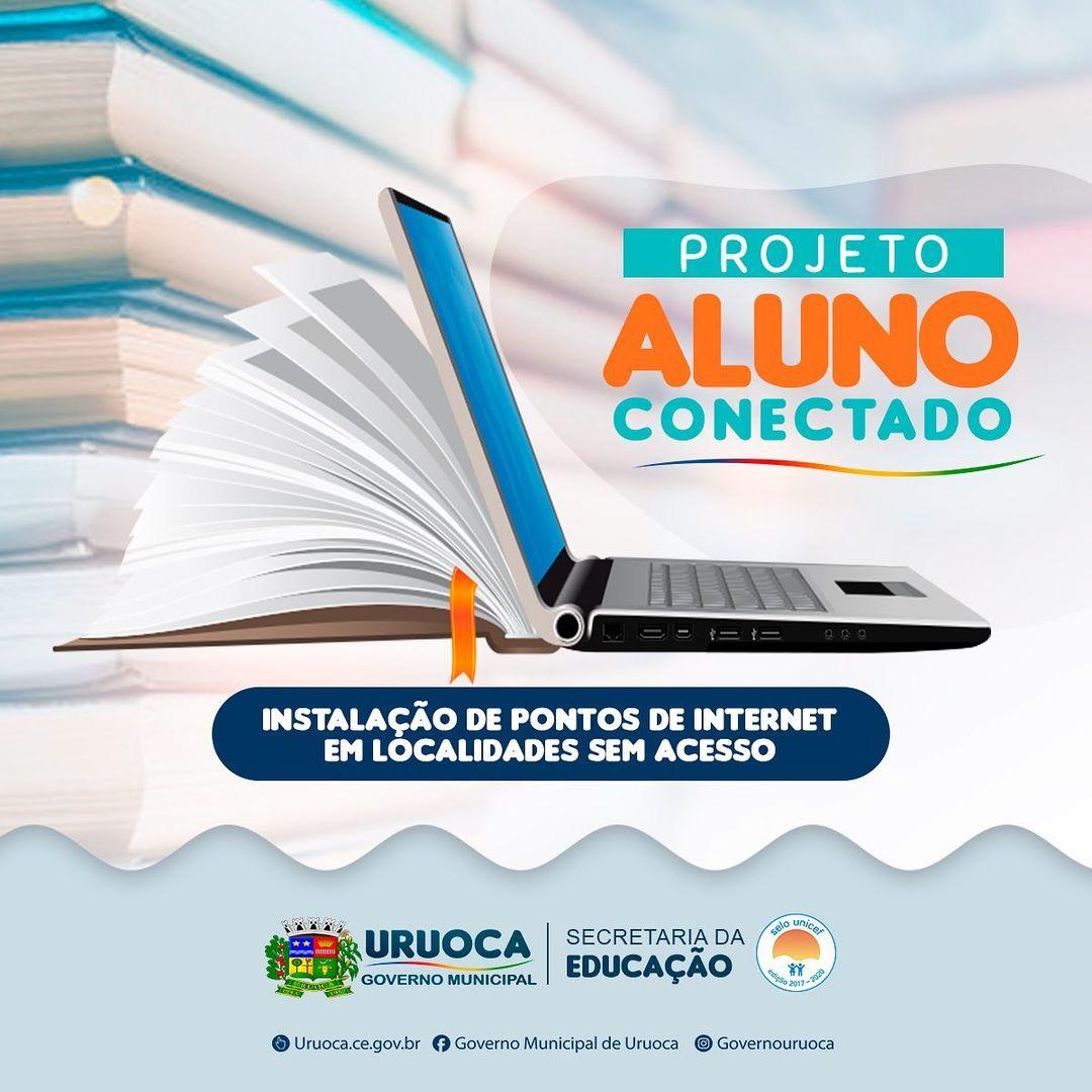 INSTALAÇÃO DE PONTOS DE INTERNET EM LOCALIDADES SEM ACESSO