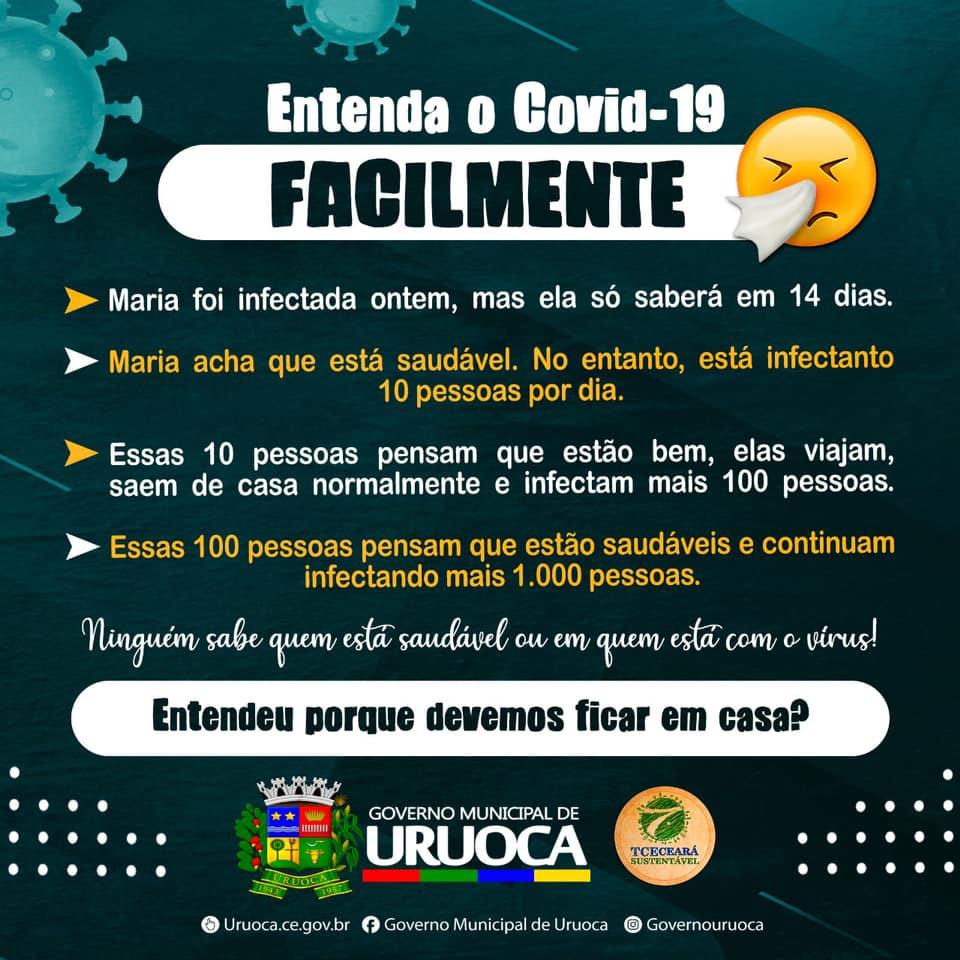 ENTENDA O COVID-19 FACILMENTE