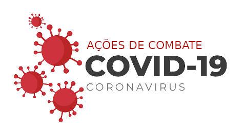 Ações de combate ao COVID-19
