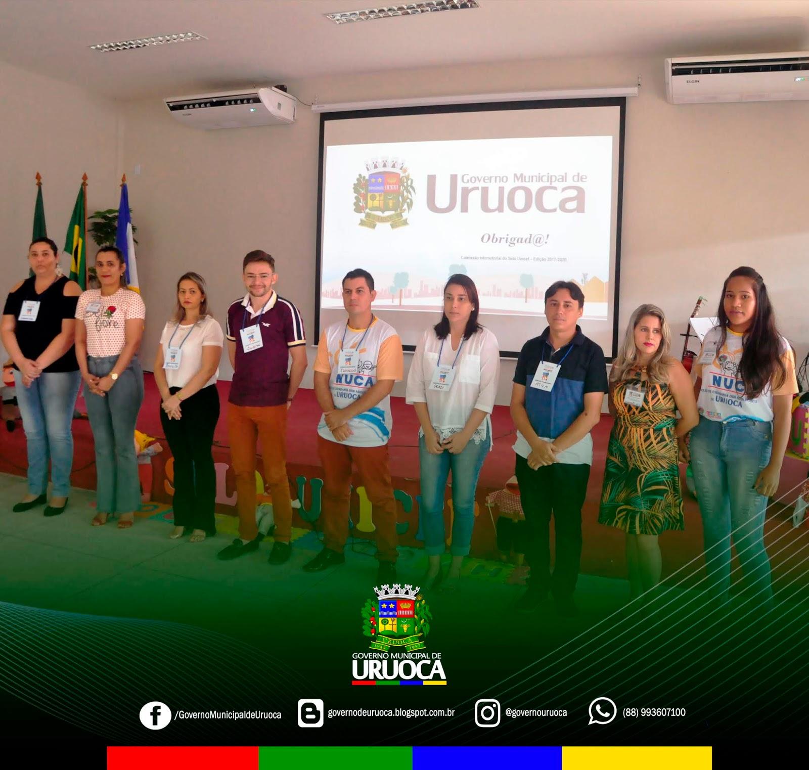 I FÓRUM COMUNITÁRIO DO SELO UNICEF EM URUOCA