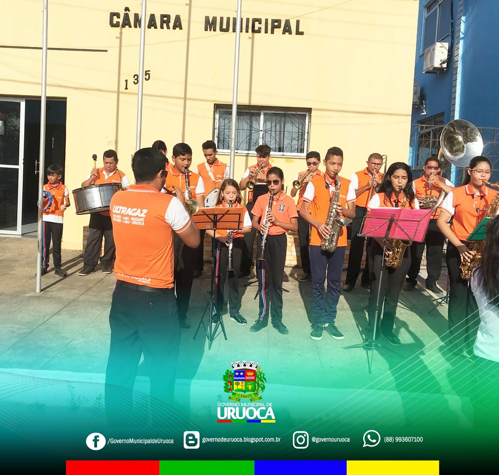 20 A 24 DE AGOSTO: ABERTURA DA SEMANA NACIONAL DA PESSOA COM DEFICIÊNCIA INTELECTUAL E MÚLTIPLA EM URUOCA