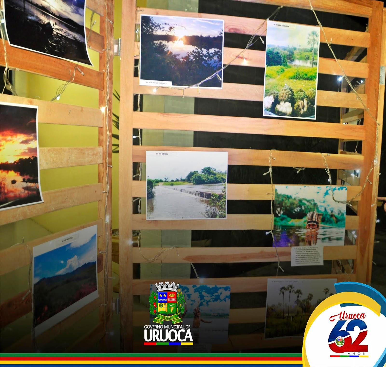 URUOCA 62 ANOS VI EDIÇÃO DA MOSTRA DE FOTOGRAFIAS DE URUOCA