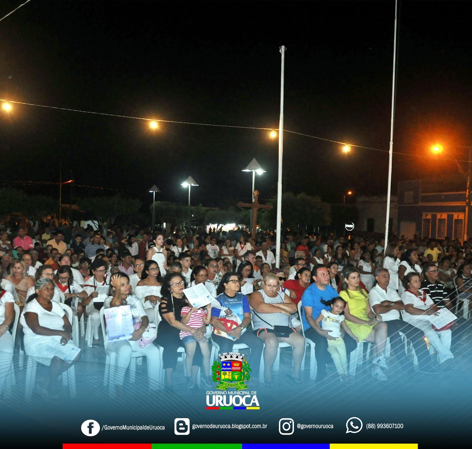 FESTA DE NOSSA SENHORA DO LIVRAMENTO: ABERTURA DOS FESTEJOS DA PADROEIRA NO MUNICÍPIO