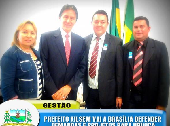 KILSEM EM BRASÍLIA - AGOSTO