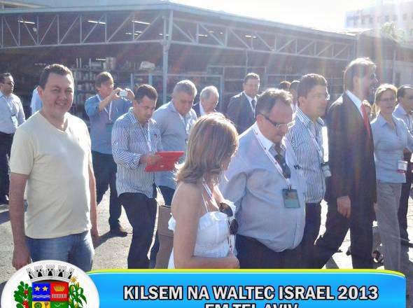 KILSEM NA WALTEC ISRAEL 2013